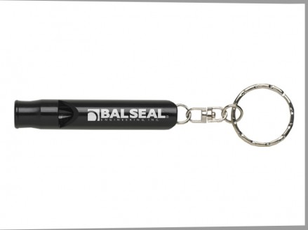Security Whistle Keytag (01039-01)