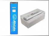 2600mah Power Bank - Light Blue