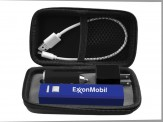 Traveler Power Bank Gift Set (14027-01) Cobalt