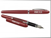 Old School Classic Fountain Pen (02040-01-09) Red