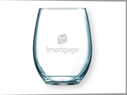 21 oz Stemless Red Wine Glass (05021-01)