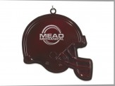 Football Helmet Ornament (11010-01) [Clearance] Blue