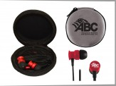 HARMONIC EARBUDS (14031-61) Red