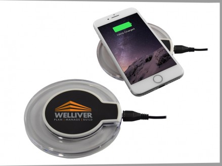 Perfect Touch Wireless Charging Station  (14048-01)