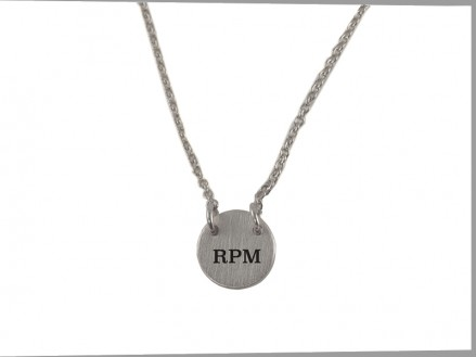 Small Charm Necklace (15013-01)