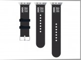 38/40MM Silicone Apple Watch Strap (14052-01)