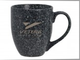 16 oz. EarthTones Ceramic Mug Granite (05033-01)